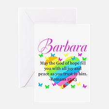 HEBREWS 15:13 Greeting Card