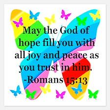 HEBREWS 15:13 Invitations
