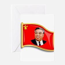 WPK Flag Greeting Cards