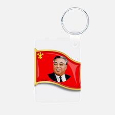 WPK Flag Keychains