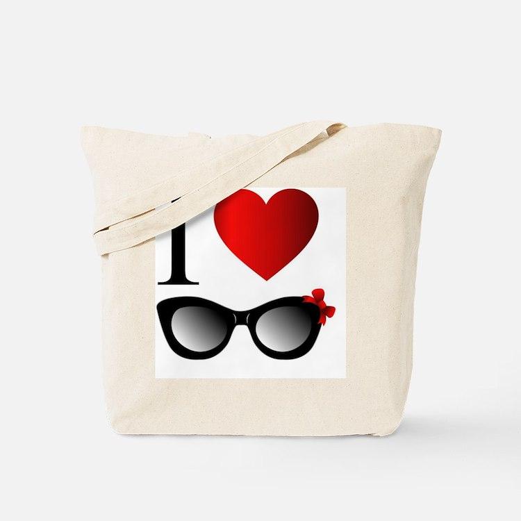 Cute Vision Tote Bag