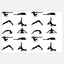 Unique Pilates Wall Art