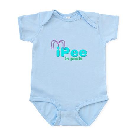 iPee In Pools Infant Bodysuit