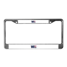 The Wrong! License Plate Frame