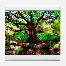 Tree Tile Coaster