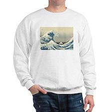 Vintage Samurai Warrior Sweatshirt