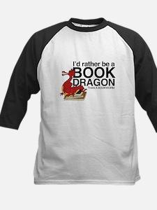 Book Dragon Baseball Jersey