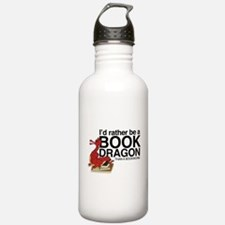 Book Dragon Water Bottle