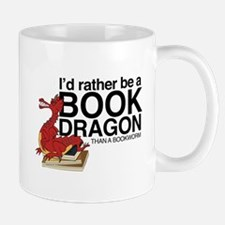 Book Dragon Mugs