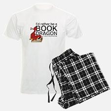 Book Dragon Pajamas