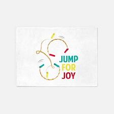 Jump For Joy 5'x7'Area Rug
