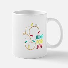 Jump For Joy Mugs