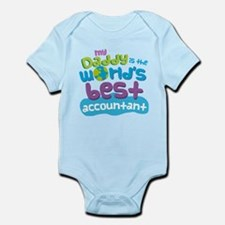 Accountant Gifts For Kids Infant Bodysuit