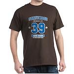 North Dakota 39 Dark T-Shirt
