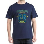 Michigan 26 Dark T-Shirt
