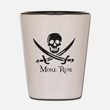 Cool Rum Shot Glass