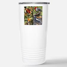 Birds of Paradise Travel Mug