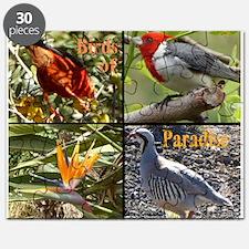 Birds of Paradise Puzzle