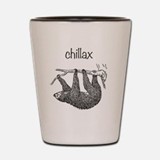 Cute Slothes Shot Glass
