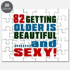 82 Getting Older Is Beautiful And Sexy Puzzle