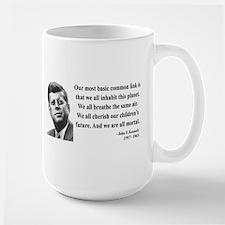 John F. Kennedy 1 Mug