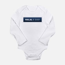 Halal Baby Body Suit