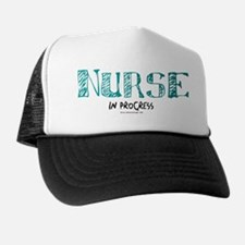 Nurse in Progress Trucker Hat