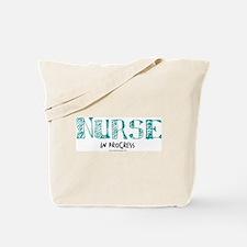 Nurse in Progress Tote Bag