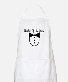 Brides Brother BBQ Apron