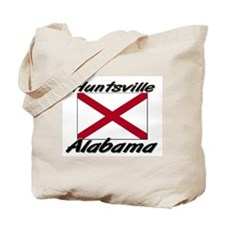 Huntsville Alabama Tote Bag
