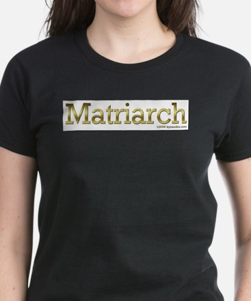 Matriarch Ash Grey T-Shirt