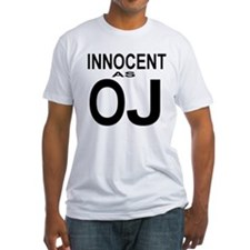 Innocent as OJ T-Shirt