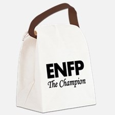 ENFP | The Champion Canvas Lunch Bag