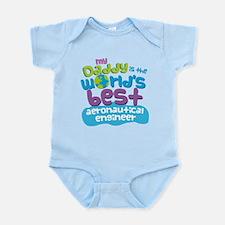 Aeronautical Engineer Gifts For Ki Infant Bodysuit