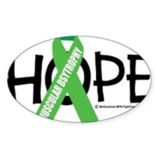 Muscular-Dystrophy-Hope Decal