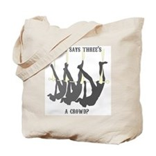 Triple Trapeze Tote Bag