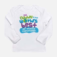 Air Traffic Controller Long Sleeve Infant T-Shirt