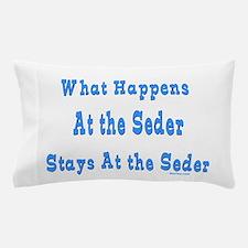 What Happens At Seder Pillow Case