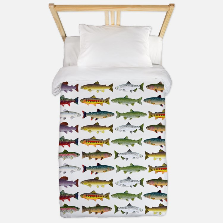 Fish Duvet Covers King Queen Amp Twin Duvet Cover Sets