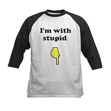 I'm With Stupid Tee