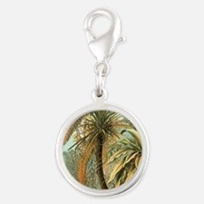 Vintage Tropical Palm Charms