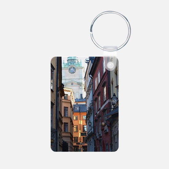 Unique Architecture Keychains