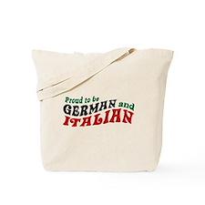 German Italian Tote Bag