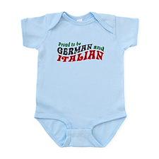 German Italian Infant Bodysuit