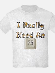 Please refresh me T-Shirt