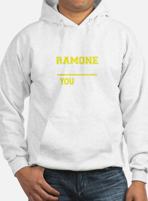 RAMONE thing, you wouldn't under Jumper Hoody