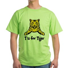 T For Tiger T-Shirt
