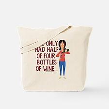 Bob's Burgers Wine Tote Bag
