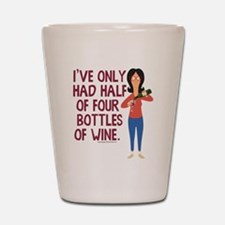 Bob's Burgers Linda Wine Light Shot Glass