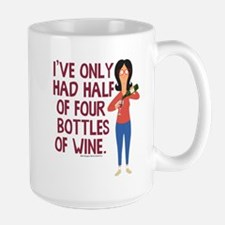 Bob's Burgers Wine Ceramic Mugs